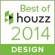 Best of Houzz 2014 Design Badge