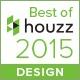 Best of Houzz 2015 Design Badge