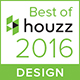 Best of Houzz 2016 Design Badge