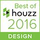 Best of Houzz 2016 Design Badge
