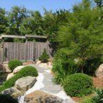 Japanese hillside garden, Wyomissing
