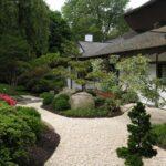 Entrance garden, Villanova