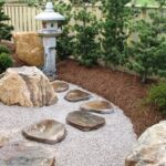 Japanese courtyard garden, Bryn Mawr