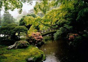 Kyoto Gosho - bridge 1