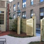 City haven: new gate welcomes guests