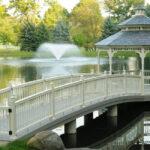 Water Gardens structures 1