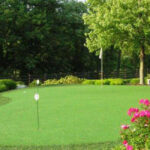 Enjoy putting and eliminate mowing, Manheim