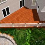 3-D deck design, Wrightsville
