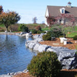 Farm pond restoration for wildlife  and erosion control