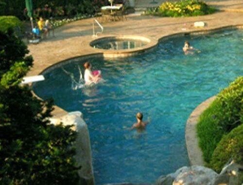 Patterns swimmingpools