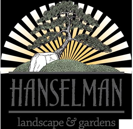 Hanselman Landscape and Gardens Logo