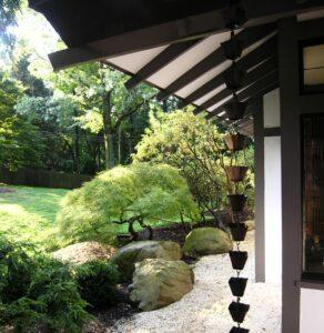 Restoring historic Japanese garden, Villanova, PA